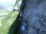 2010 Klettersteig Fuerenwand